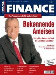 Finance - Juni 2005 - Klein & Coll.