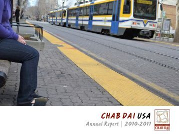 USA Annual Report 2010-2011 - Chab Dai