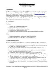 Ductless Fume Hoods - Position Statement - UCI Environmental ...