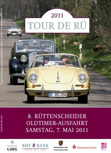 TOUR DE RÜ - Interessengemeinschaft Rüttenscheid IGR