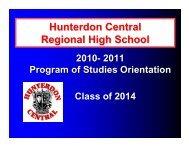 Homelogic - Hunterdon Central Regional High School