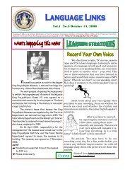 Vol.1 No.3 October 13, 2008