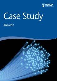 case study - Henley Business School