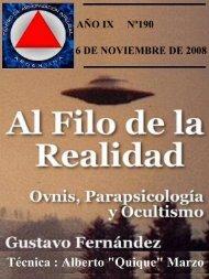 Revista AFR-190.pdf - Archivos Forteanos Latinoamericano.