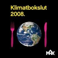 Klimatbokslut 2008. - The Natural Step