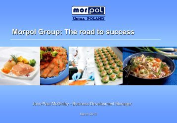 Morpol Group: The road to success