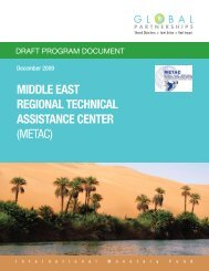METAC Program Document