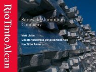 Sarawak Aluminium Company