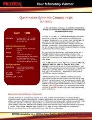 Your laboratory Partner - Medtox