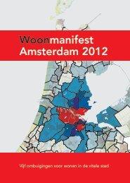 Woonmanifest Amsterdam 2012 - Onderzoek en Statistiek ...