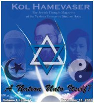 A Nation Unto Itself:Layout 1.qxd - Kol Hamevaser