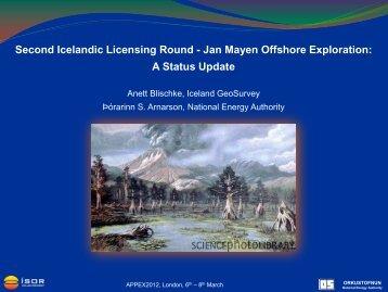 Slides - National Energy Authority of Iceland