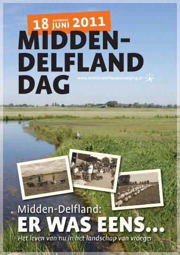 Programma Midden-Delfland Dag 2011 - het nieuws van 2011