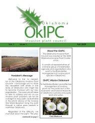 Oklahoma Biological Survey - University of Oklahoma