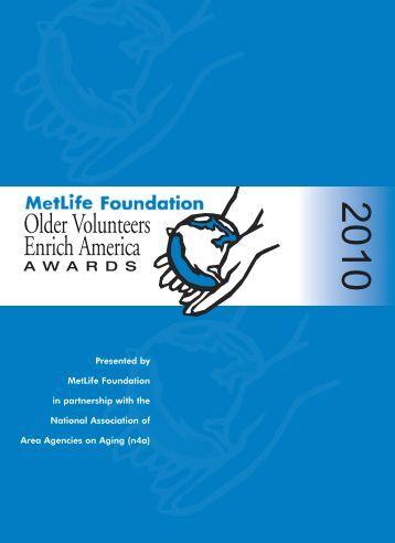 Metlife Foundation and N4A Honor Older Volunteers