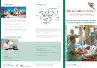 Klinikum Barnim GmbH - GLG Gesellschaft für Leben und ...