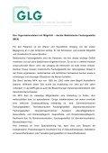 Medizinische/r Fachangestellte/r - GLG Gesellschaft für Leben und ... - Page 2