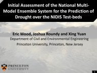 Assessment of the NMME system for the prediction of Drought over ...