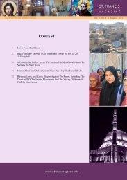 Download the pdf - St.Francis Magazine