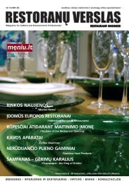 Restoranų verslas 2005/5