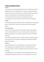 Cijfers Leefloon en Leefgeldtrekkers januari 2013 - Erik Vanderheiden