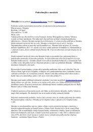 Zoznamka webové stránky inzerát ťava
