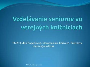 prezentácia