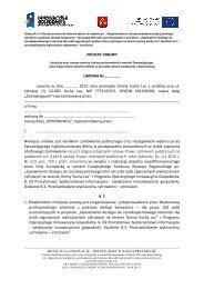 zał nr 3_projekt umowy - Gmina Suchy Las