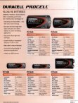 Duracell - Professional Battery Products - Full Line Catalog - Page 3