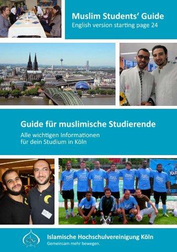 Guide - IHV Köln - Universität zu Köln