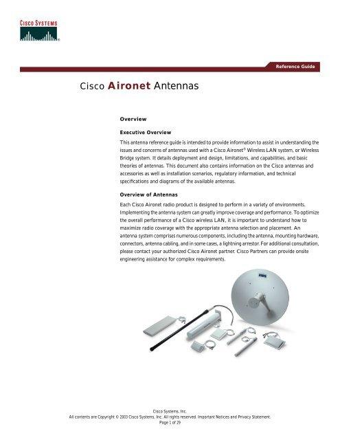 Lot of 10 Genuine Cisco Aironet 2.4GHz 2.2dBi Omni Antenna AIR-ANT4941