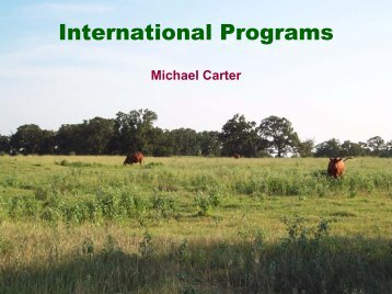 Herd Classifications from an International Perspective