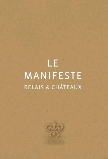 manifeste