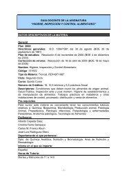 guia higiene 2010-1011 para revisar - Facultade de Veterinaria de ...