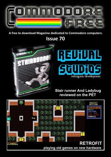Commodore Free Magazine Issue #70 (PDF)