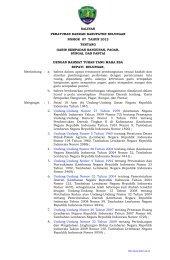 salinan peraturan daerah kabupaten bulungan nomor 07 tahun ...
