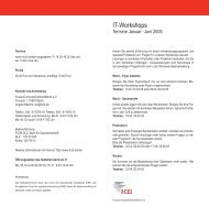 IT-Workshops - FCZB