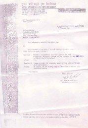 Information Under RTI Act 2005 - reg. - IASE University