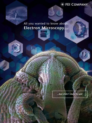 All you wanted to know about Electron Microscopy - FEI Company