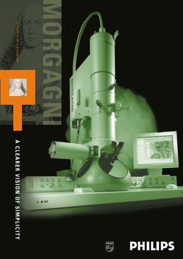 Morgagni™ Product Brochure - FEI Company