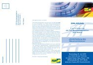 einladung - FDP-Bundestagsfraktion