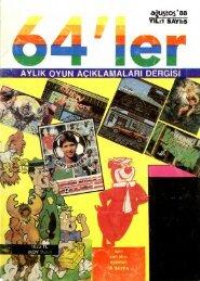 64ler - Sayi 05 (Agustos 1988).pdf - Retro Dergi