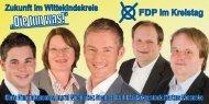 """""""Die tun was!"""" - FDP Kreisverband Herford"""
