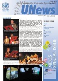 Oct 2010, Vol:6, No. 10 - UNICs