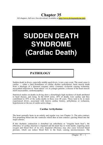 Ch 35 SM10c.pdf - Diving Medicine for SCUBA Divers