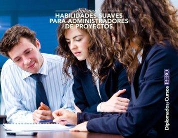 Habilidades Suaves para Administradores de Proyectos