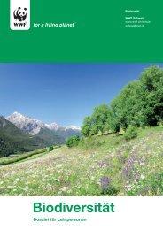 Biodiversität - WWF Schweiz