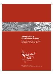 Erfolgsstrategien in klassischen Industriezweigen - Inmit