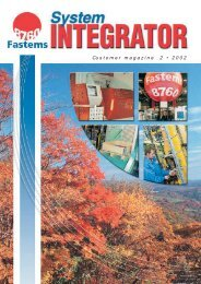 Customer magazine 2 • 2002 - Fastems