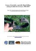 Illegal jakt på stora rovdjur i Sverige - Page 4